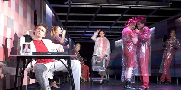 Hysterikon, Theater Augsburg, 16.12.2005, Komödie