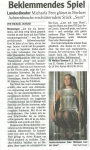 SUSN Memminger Zeitung